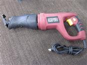 CHICAGO ELECTRIC 65570 RECIPROCATING SAW